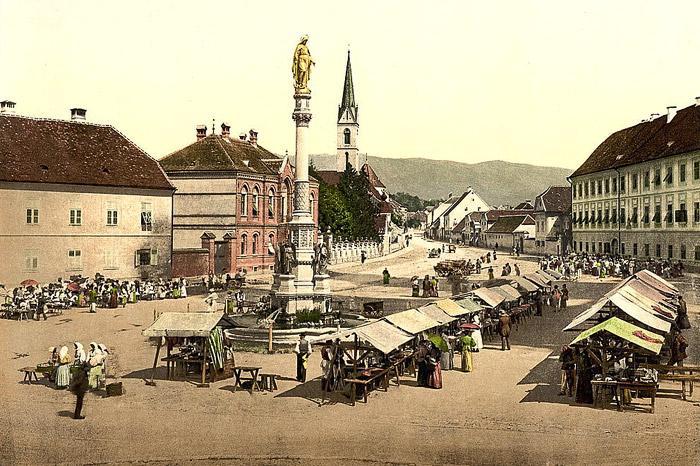 Povijest grada Zagreba - Page 2 12_Kaptol__trznica_Zagreb