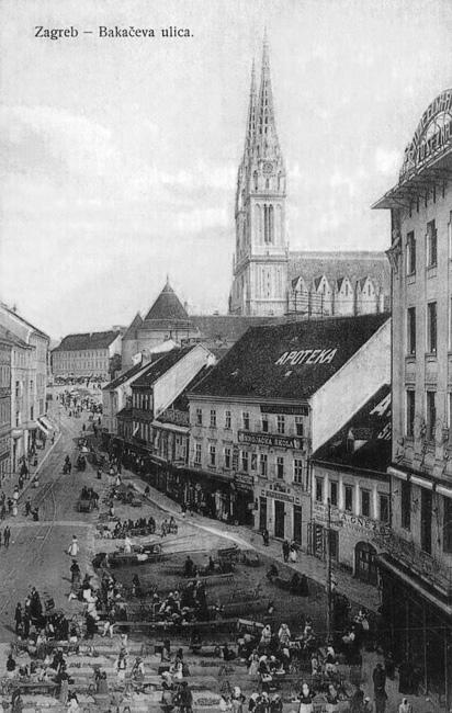 Povijest grada Zagreba - Page 3 16a_Bakaceva_ulica_1910