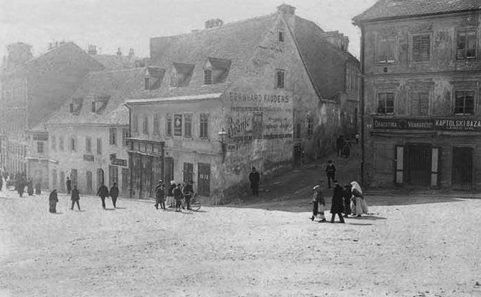 Povijest grada Zagreba - Page 2 6_Bakaceva_Kaptol