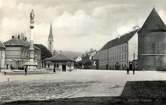 Povijest grada Zagreba - Page 2 9_Kaptol_ribarnica