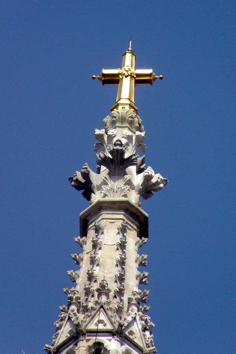 Zagrebačka katedrala 68_Sjeverni_zvonik_zagrebacke_katedrale