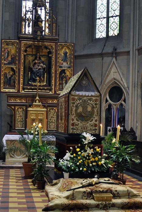 Zagrebačka katedrala 15-Bozji_grob_zg_katedrala