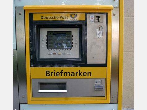 Briefmarken - Briefmarken-Automat in Baunatal kommt wieder 1088837606-15393613.9