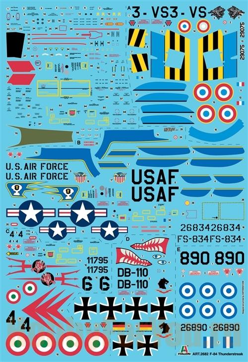 [Italeri] F-84F - 1/48e 2-5_200