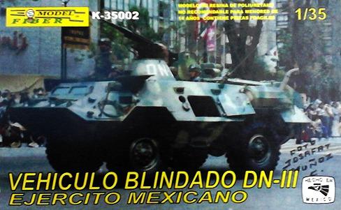 Vehiculo DN I K35002