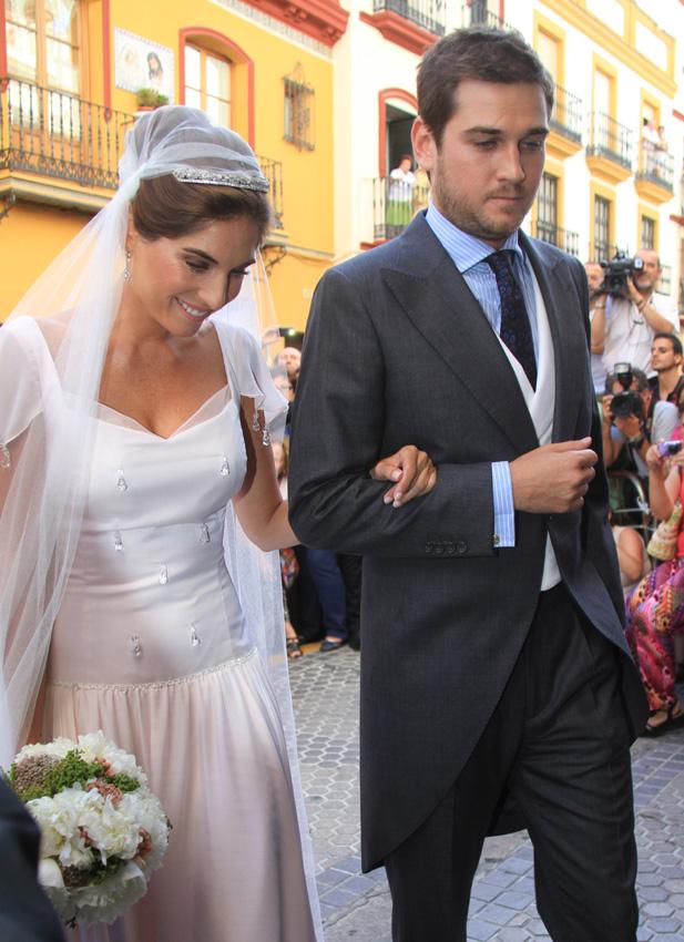 La boda religiosa de Francisco Rivera y Lourdes Montes Lourdes-montes-4-gtres--a