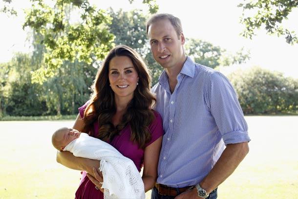 Bautizo Real del Príncipe George Alexander Louis. George--z