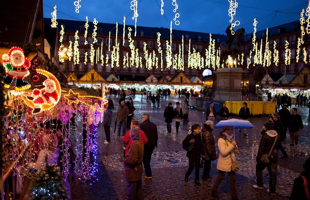 Las luces de Navidad que iluminan el mundo Navidad-madrid--a