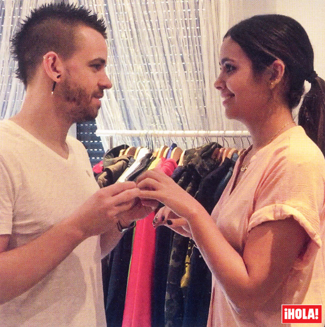 ¿Cuánto mide y pesa Cristina Pedroche? - Real height Revista3718-boda--z