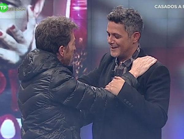 ¿Cuánto mide Pablo Motos? - Estatura real: 1,65 - Real height Alejandro-sanz2-z