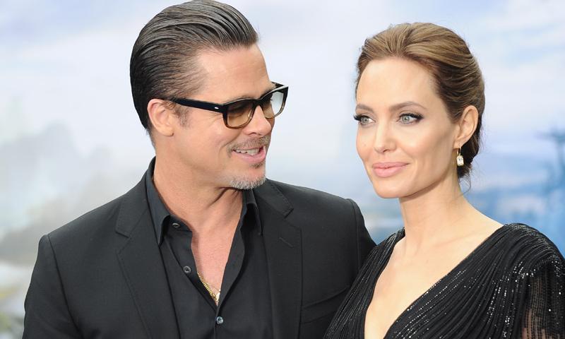 BRAD PITT Y ANGELINA JOLIE ..YA NO SE DIVORCIAN !!! Angelina0351-t