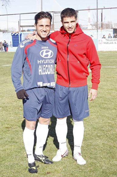 ¿Cuánto mide Maxi Iglesias? - Altura Futbol-busta-maxi--a