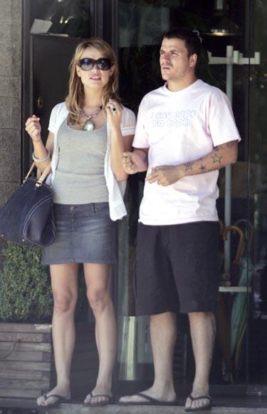 ¿Cuánto mide Dani Martín? - Altura 2008-07-09-a