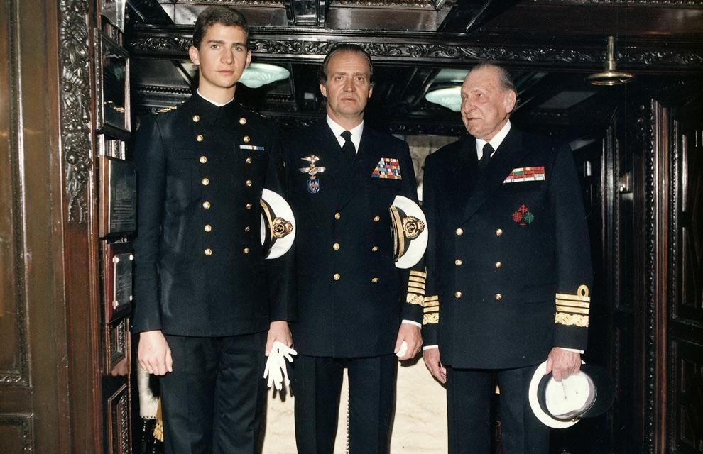 ¿Cuánto mide el Rey Felipe VI? - Altura - Real height 09-principe-mar--a