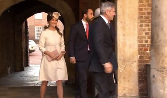 Bautizo Real del Príncipe George Alexander Louis. Ppippa--a