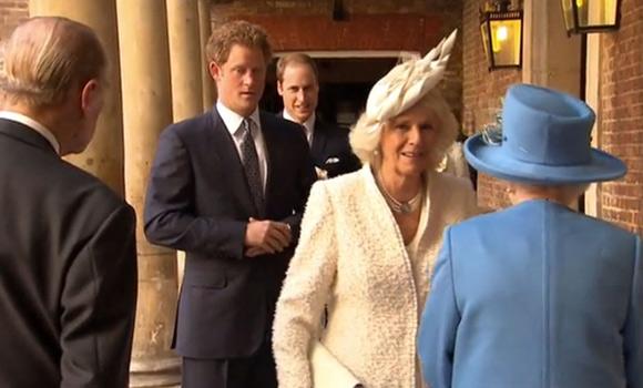 Bautizo Real del Príncipe George Alexander Louis. P-harry--a
