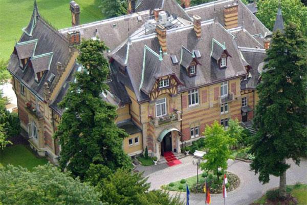 Boda de Félix de Luxemburgo y Claire Lademacher Escenario-3-a