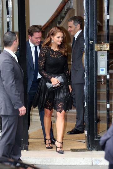 Princesa Magdalena de Suecia y su esposo Christopher O'Neill Magdalena-chris1-a