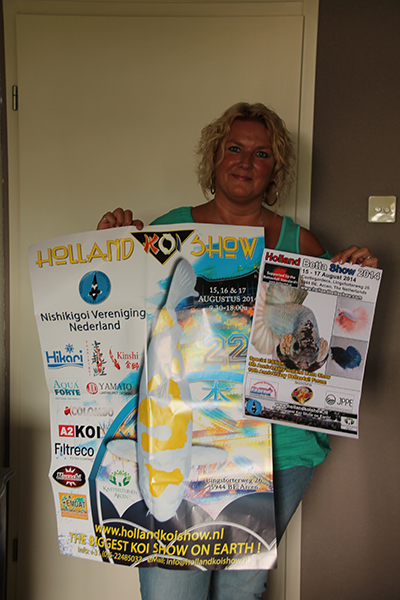 Bettas4all presents the Holland Betta Show 15-17 August 2014 Teamwithposter2