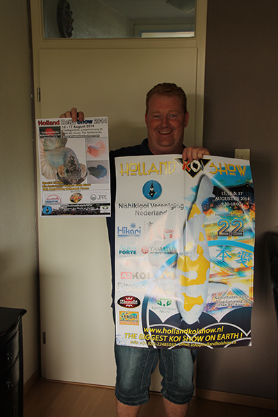 Bettas4all presents the Holland Betta Show 15-17 August 2014 Teamwithposter3
