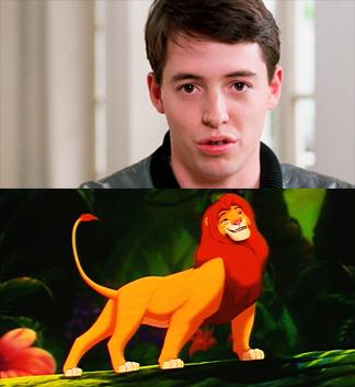 chensey y woopy goldberg se parecen mucho Broderick-simba