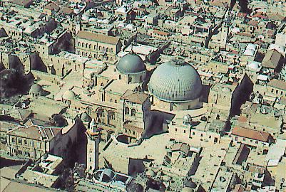 """و صف عجيبة"""" النار المقدسة"""" التي تحدث سنويا في القدس Hr_sverhu1"""