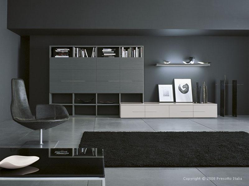 ديكورات بالابيض والاسود2012 شيك جداا Modern-living-room7