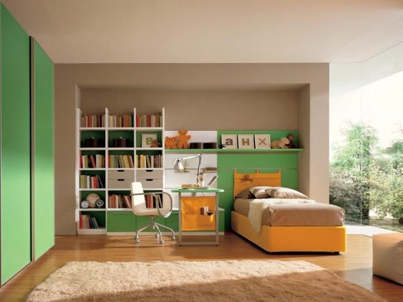 ديكوآرآت جميله Kids-bedroom-582x436