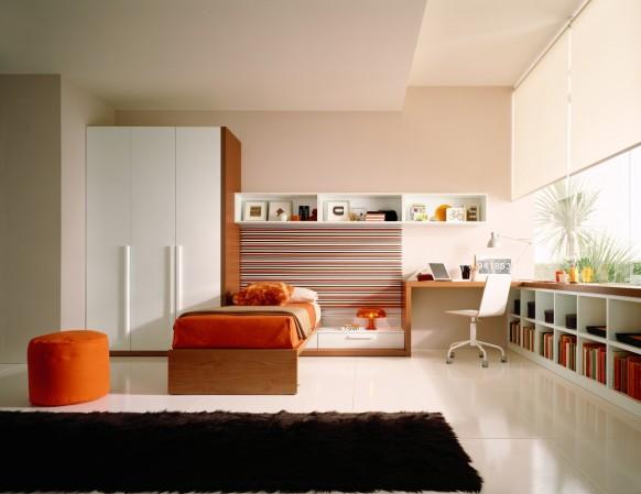 ديكوآرآت جميله Kids-room-wall-decor-582x449
