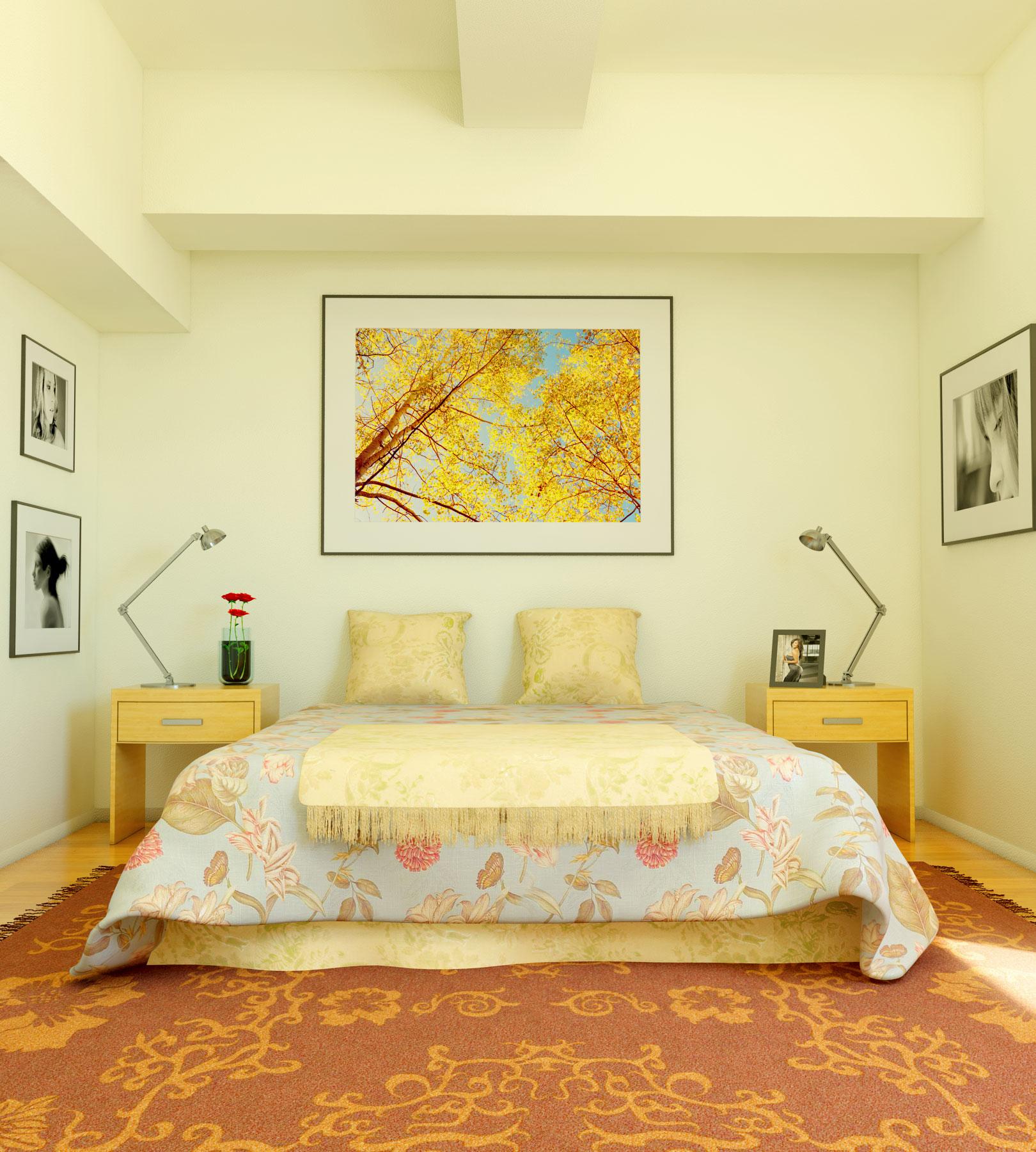 zield - Dr. Zield Jones lakása Cream-colored-bedroom