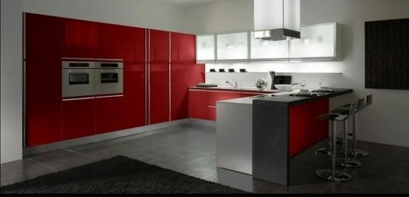 فخامة وروعة الأثاث ولا في الأحلام Gatto-cucine-spa-red-italian-kitchen-582x281