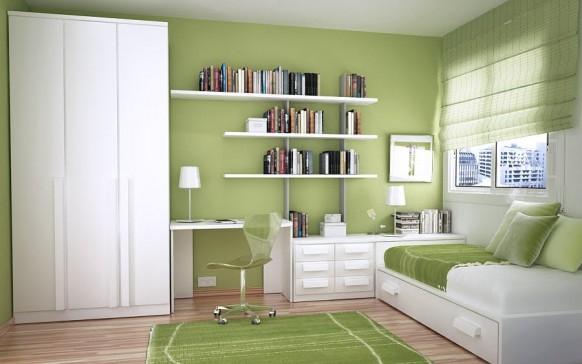مجموعة ديكورات لغرف الاطفال ذات المساحات الصغيرة Essentials-in-the-room1-582x364