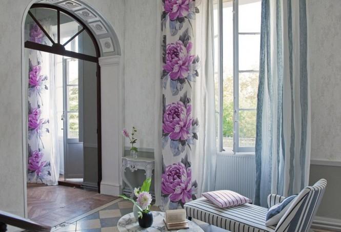 احلى دكورات 2013 Spring-flower-wall-curtains-665x453