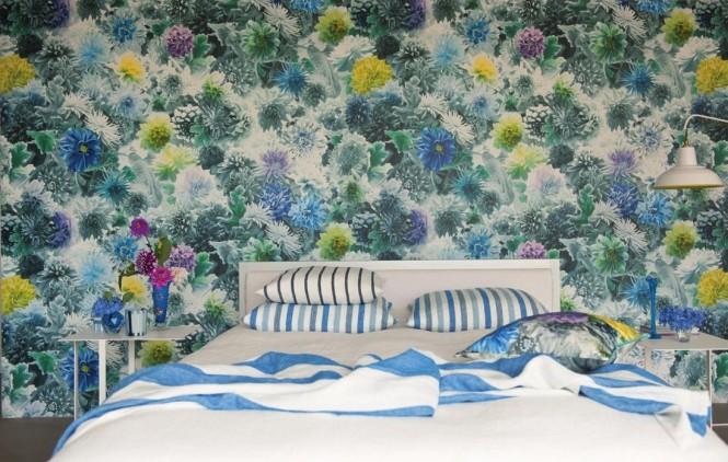 احلى دكورات 2013 Spring-themed-bedroom-665x422