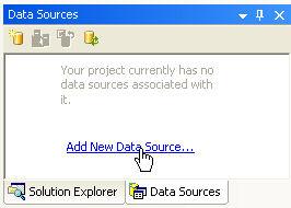 الاتصال و التعامل مع قاعدة بيانات أكسس فى بيئة vb.net بواسطة تقنية ADO.NET DbWizardED2