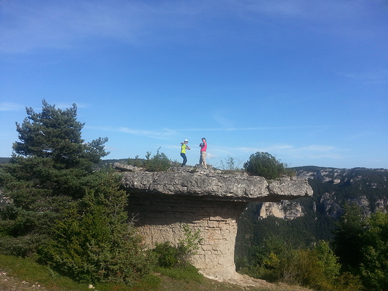 Gorges du Tarn Août 2015 Hommegris_bivouc-ids02_006