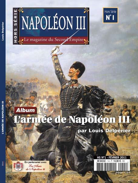 Napoleon III Hors Série n°1 : L'armée de Napoléon III SEMP_4780001COUVBig