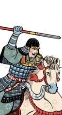 قوانين الكتائب Samurai_cav_light_cavalry
