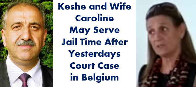 Keshe and Wife Carolina De Roose May Serve Prison Time After Yesterdays Court Case in Belgium  Keshe-wife-caroline-serve-jail-time-court-case-belgium