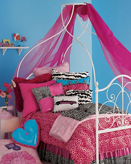 غرف نوم للمراهقات HC-4305_mp