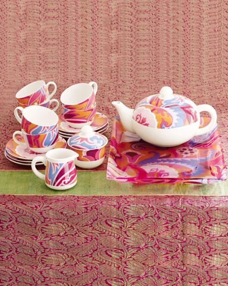 اطقم شاي وقهوه غاية الفخامه HC-7196_mp