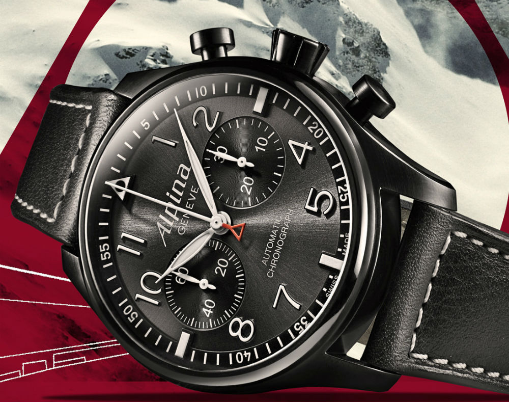Alpina Startimer Pilot Black Star Automatic Chronograph Alpina_Startimer_Pilot_Automatic_Chronograph_Black_Star