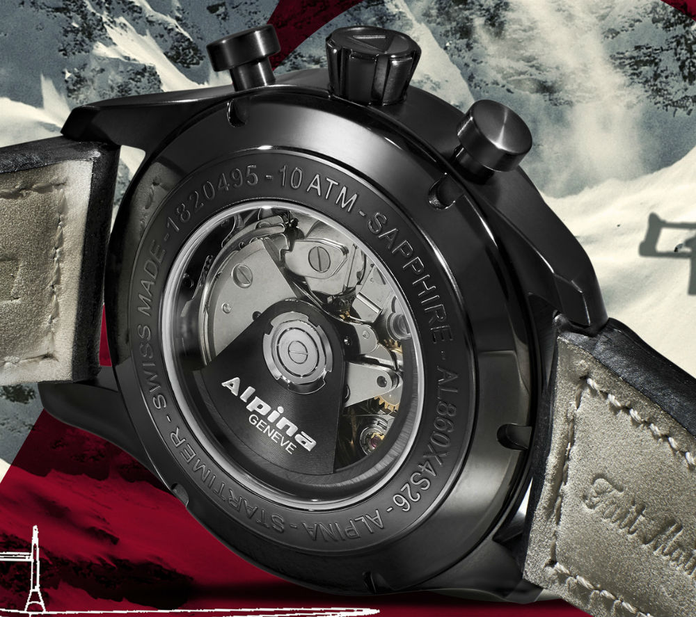 Alpina Startimer Pilot Black Star Automatic Chronograph Alpina_Startimer_Pilot_Automatic_Chronograph_Black_Star_Back