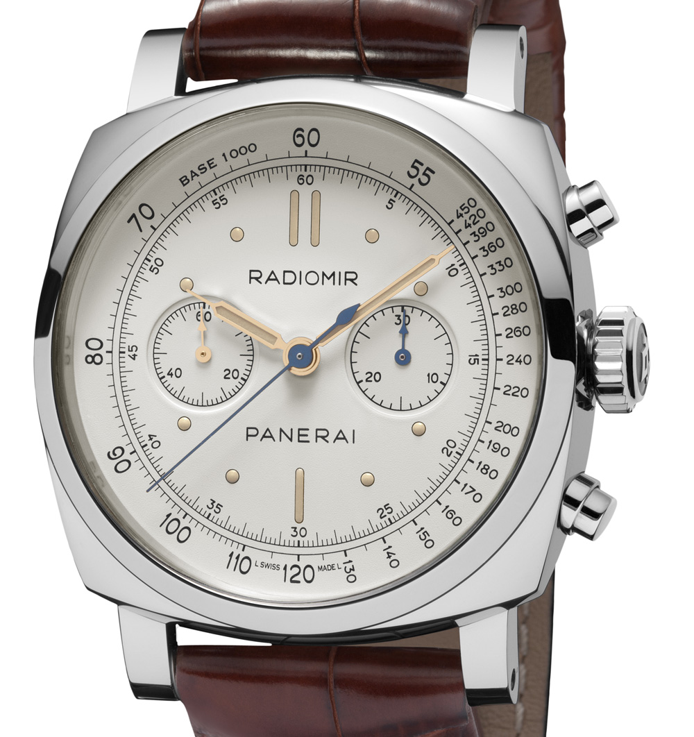 Panerai Radiomir 1940 Chronograph - Cadran blanc, et cadran noir... Pam518-chrono