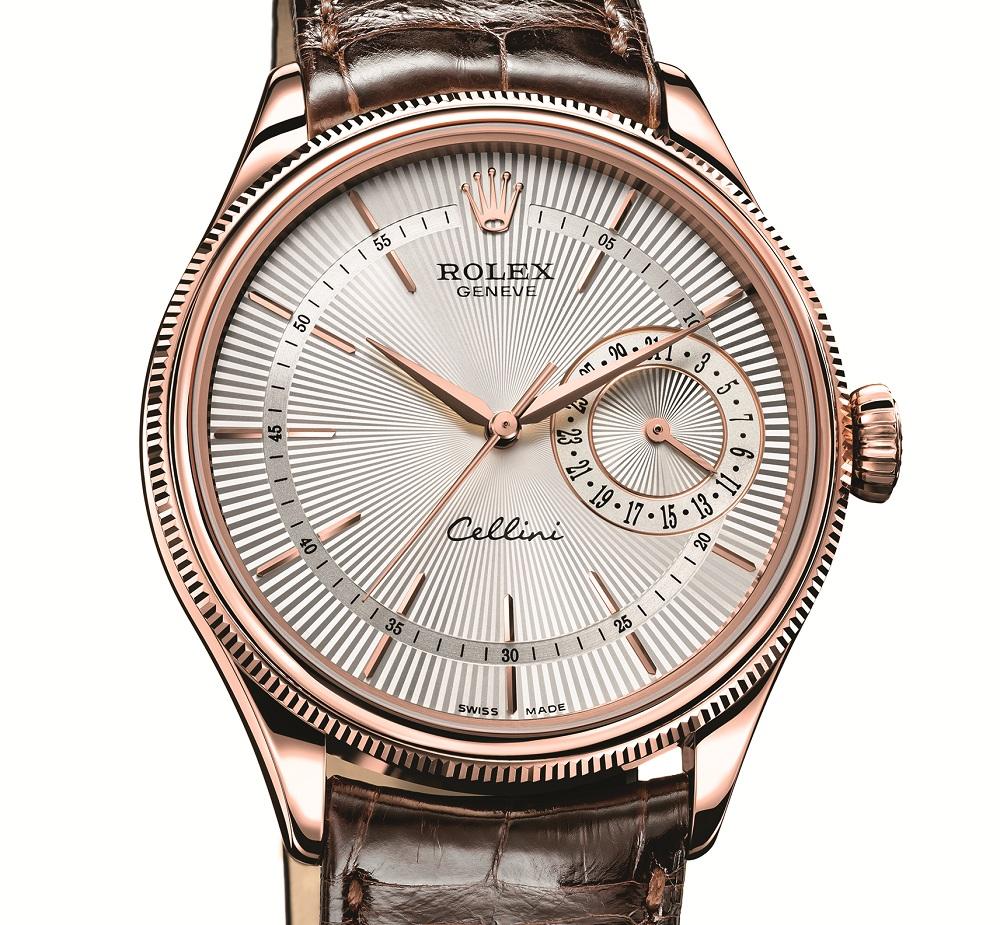 Rolex Cellini Dual Time - Date, et Time Cellini_Date_50515B