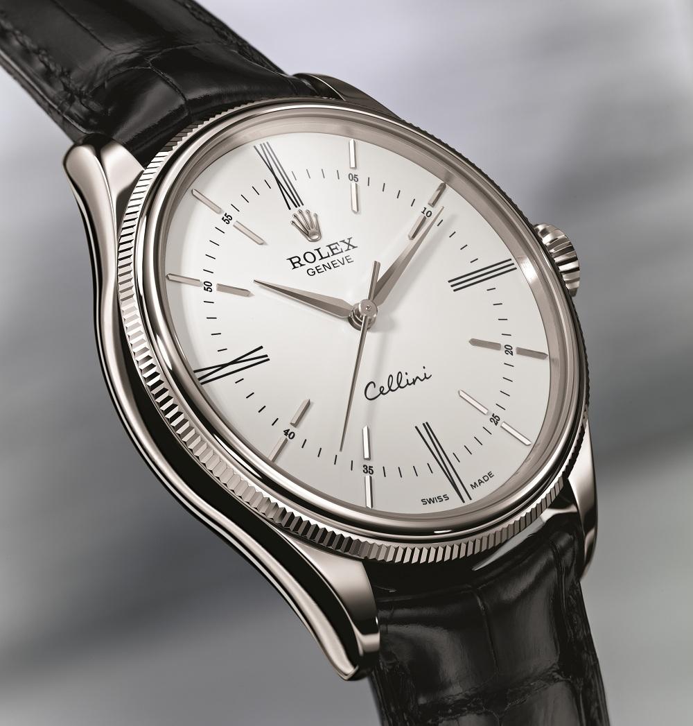 Rolex Cellini Dual Time - Date, et Time Cellini_Time_50509C_BS