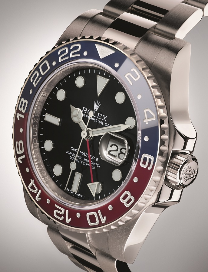 Rolex Oyster Perpetual GMT-Master II GMT-Master_II_116719BLROD_BS
