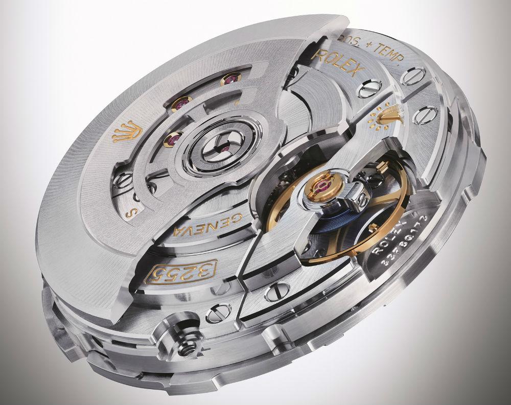Rolex day-date 40 - Nouveau calibre chez Rolex Calibre_3255_002