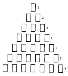 Pirámide del amor (cartas francesas) Piramide-cartas