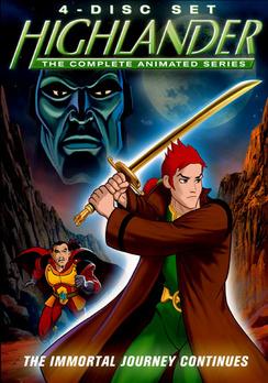 Highlander (1986) Highlander-The-Complete-Animated-Series